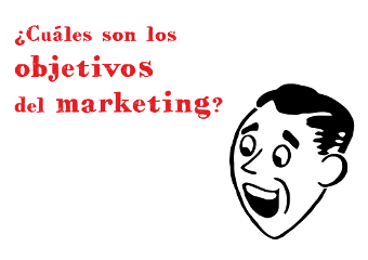 ¿Cuáles son los objetivos del marketing?